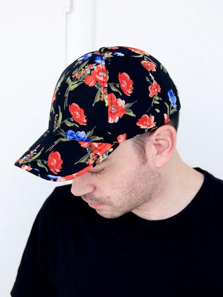 UNISEX ffiXXed Studios Geri Cap - Black Floral