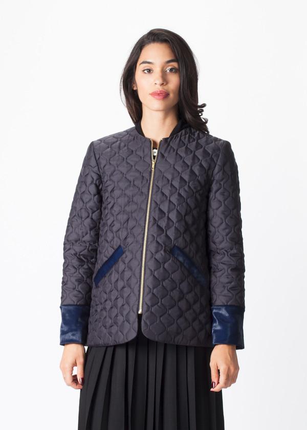 Harvey Faircloth A-Line Jacket