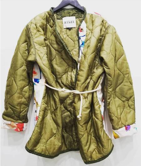 a7345bf1b Outerwear in Green from Indie Boutiques | Garmentory