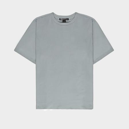 Adidas Yohji Skull SS Tee - Kumo Grey