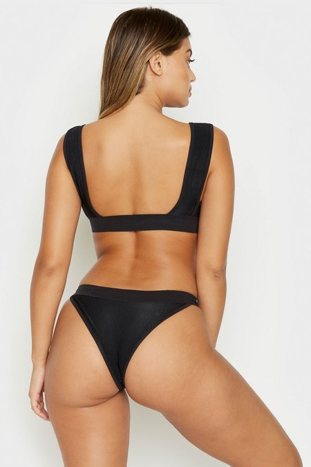Frankies Drew Bottom - Black