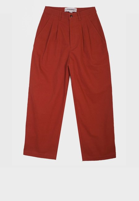 L.F. Markey Classic Slacks - Tobacco