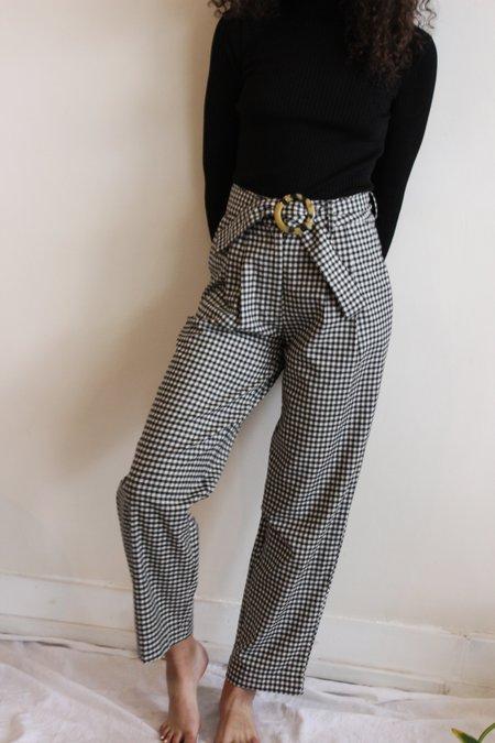Ajaie Alaie Wear the Pants - Salt/Pepper