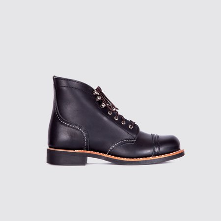 Red Wing Shoes 3366 Iron Ranger - Black Boundary