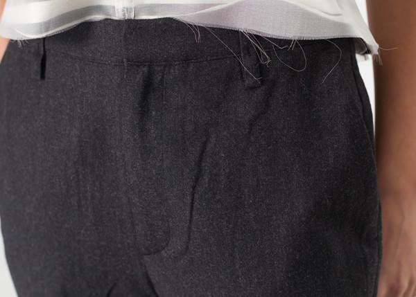 Sibel Saral Eda Pants in Black