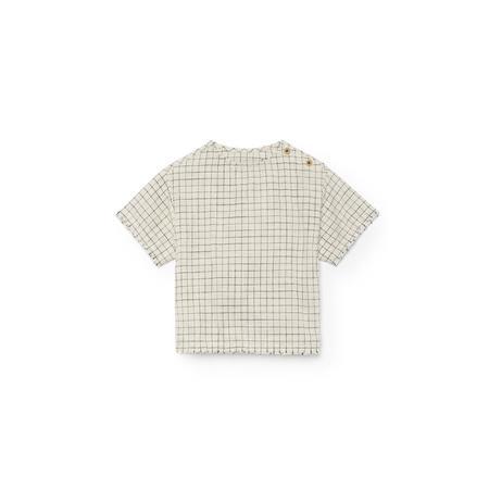 KIDS Little Creative Factory Tateyoko Baby T-Shirt - Checked