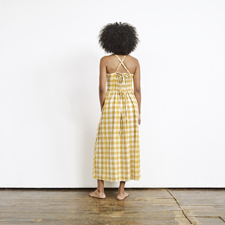 Ace & Jig Kennedy Dress in Fez