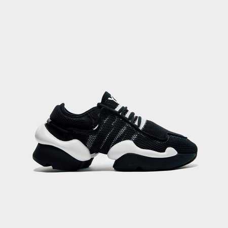 Adidas Y-3 Ren Sneakers - Core Black/Core Black/White