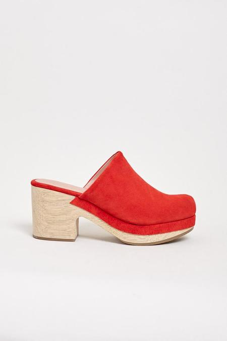 Rachel Comey Bose Clog - Red