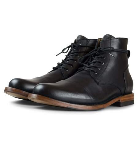 UNISEX Sutro Footwear Vermont Boot - Black