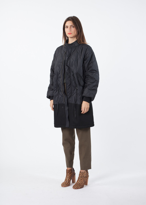 Hache Insulated Coat
