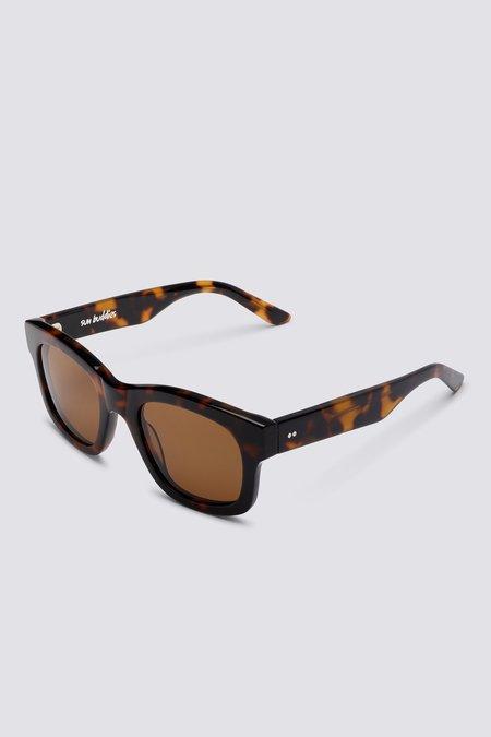 Sun Buddies Acetate Bibi Eyewear - Brown Tortoise