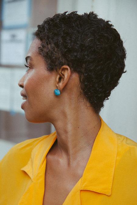 SVNR Stud Earring (Single)