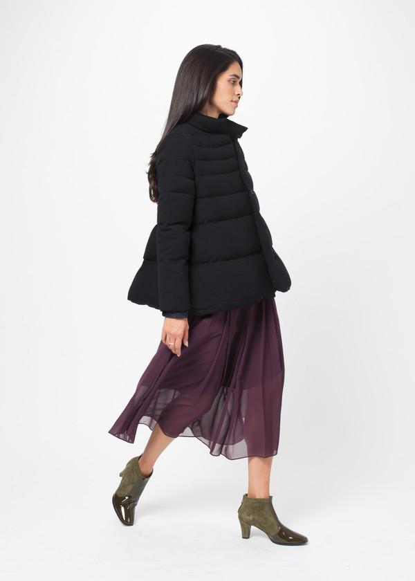 Co Knit Puffer Jacket