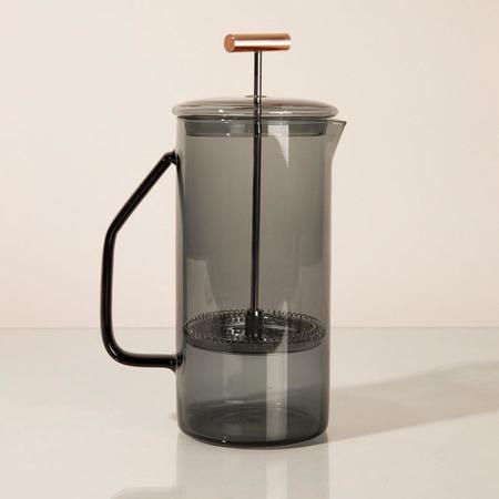 Yield 850 ml Glass French Press