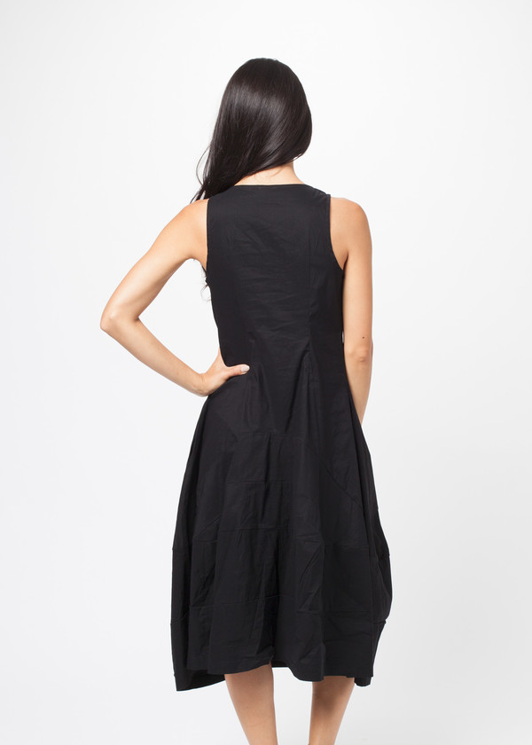 Layered Bell Dress