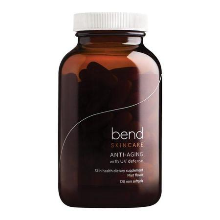 Bend Beauty Anti-Aging Formula Soft Gels