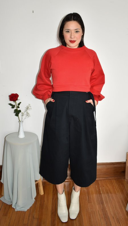 Unisex Veri Milo Pants - Black