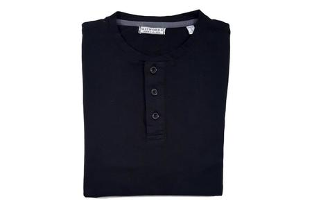 Milworks Henley - Black