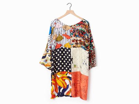 La Prestic Ouiston Mini Milla Dress - Multi