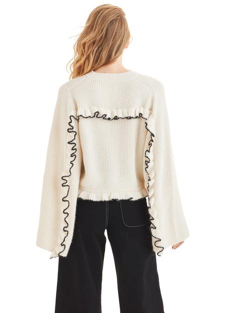 Eleven Six Cara Sweater - winter white
