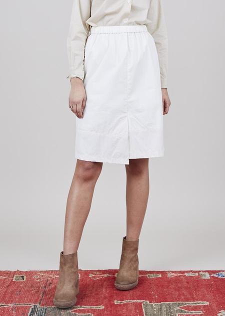 Yoshi Kondo Acacia Skirt - Cream