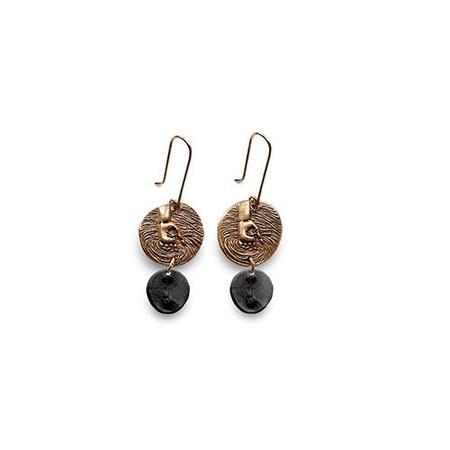 Hechizo Lindo Elementos Earrings - Water