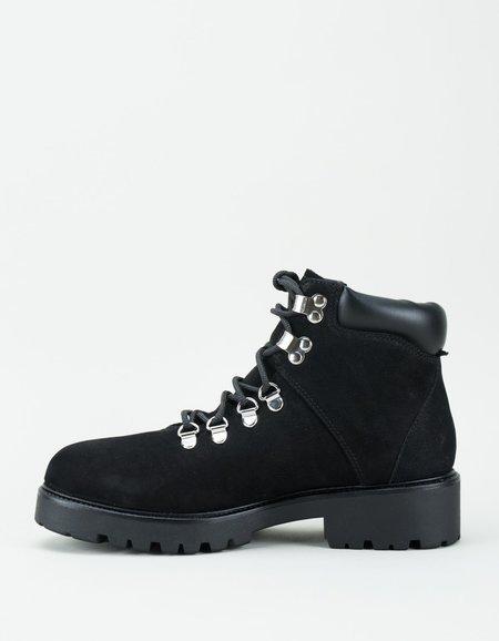 Vagabond Kenova Nubuck Lace-Up Hiking Boot - Black