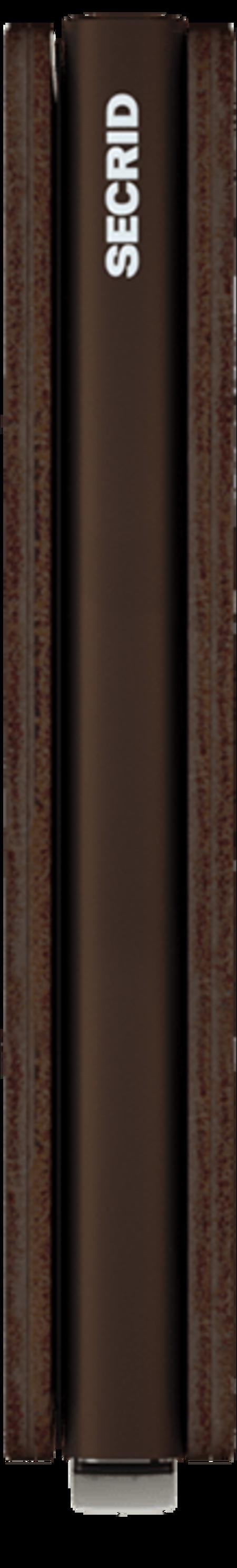 Secrid Slimwallet - Vintage Chocolate