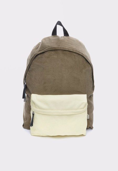 8108fde98f7 ... Unisex Taikan Everything Hornet Backpack - Beige Corduroy