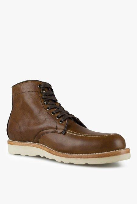 Sutro Footwear Ellington Vibram boot - Honey