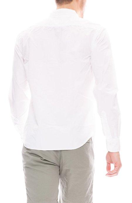 Save Khaki Poplin Easy Shirt
