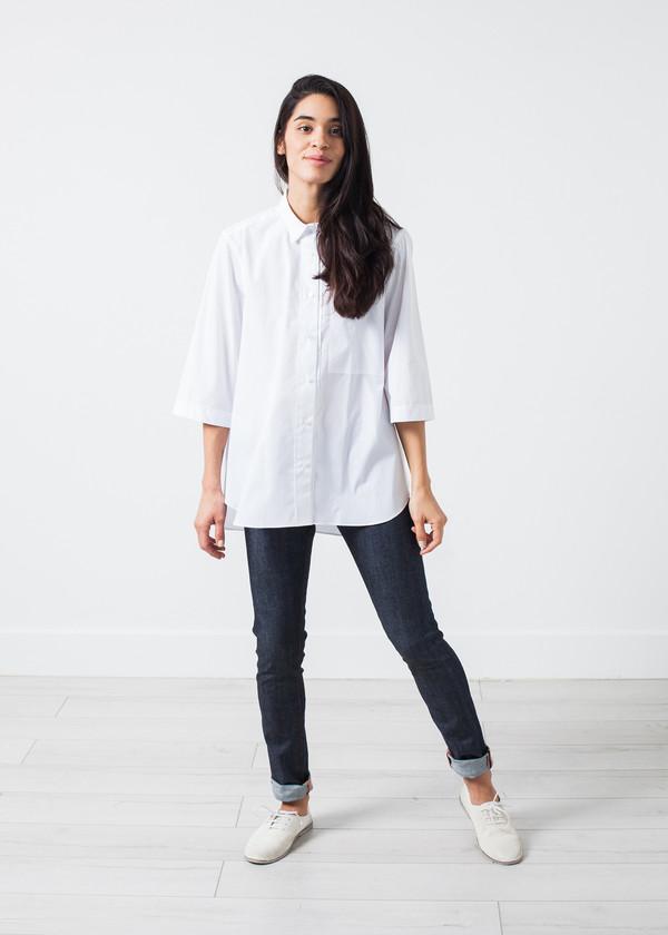 Skinny Stretch Jean in Indigo