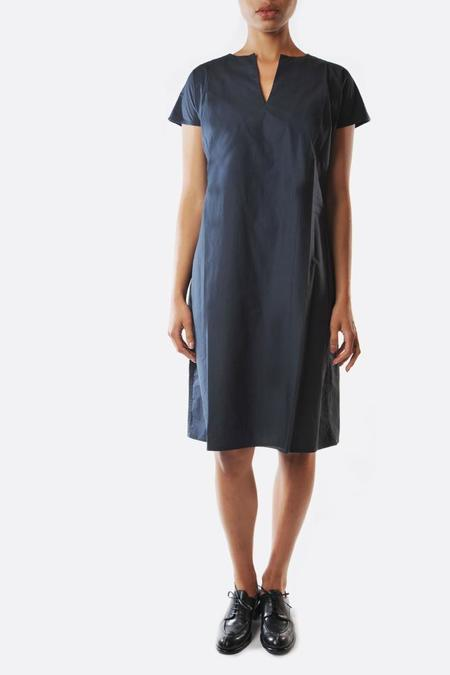 Lucy Wild Andrea Dress - Navy
