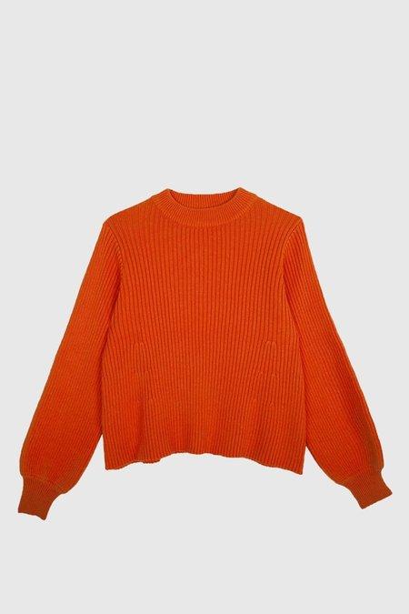 L.F.Markey Benji Knit - Tangerine