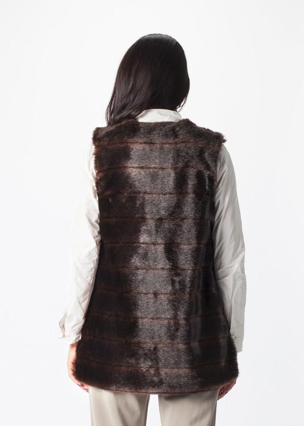 Harvey Faircloth Sleeveless Vest