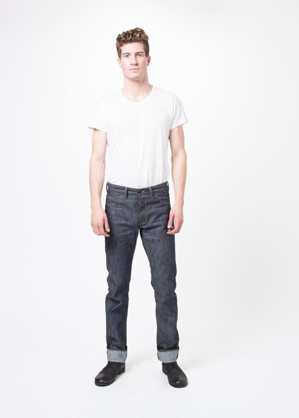 Men's Shockoe Slim Six Dixon Denim