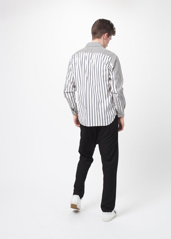 Men's Sage de Cret Stripe Button Up