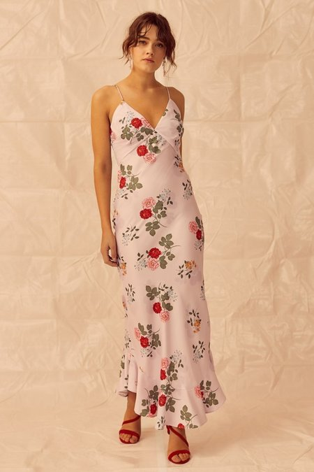 Keepsake Pretty One Gown - Lilac Floral