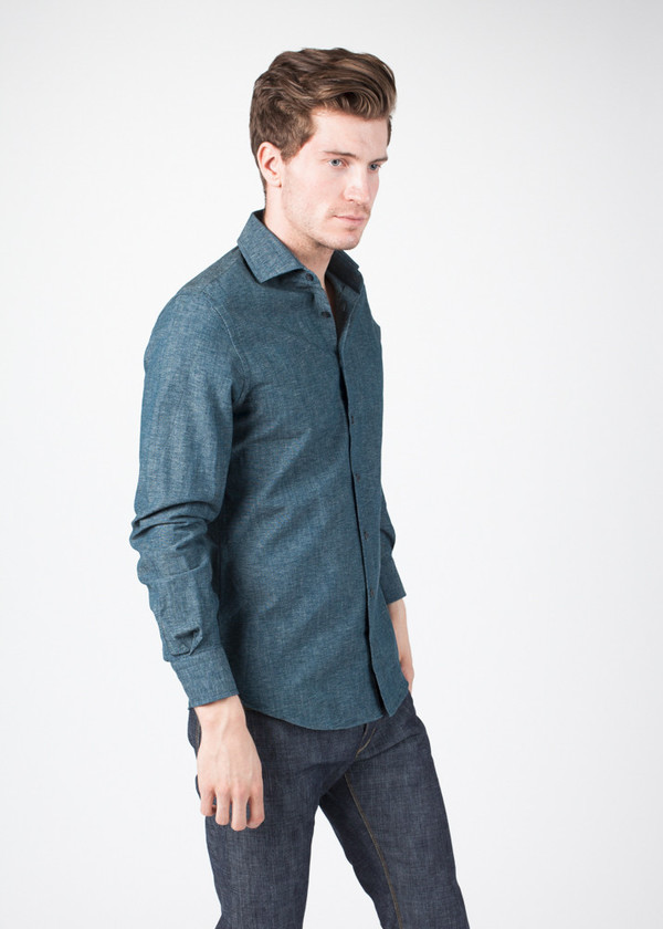 Men's Shockoe Vintage Dungaree Shirt