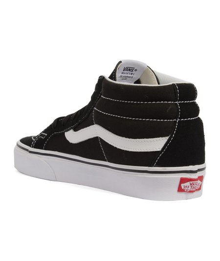 f7b0147d3c Vans UA SK8-Mid Reissue Sneakers - Black True White ...