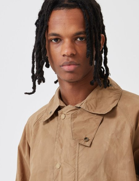 Barbour x Engineered Garments South Jacket - Sand
