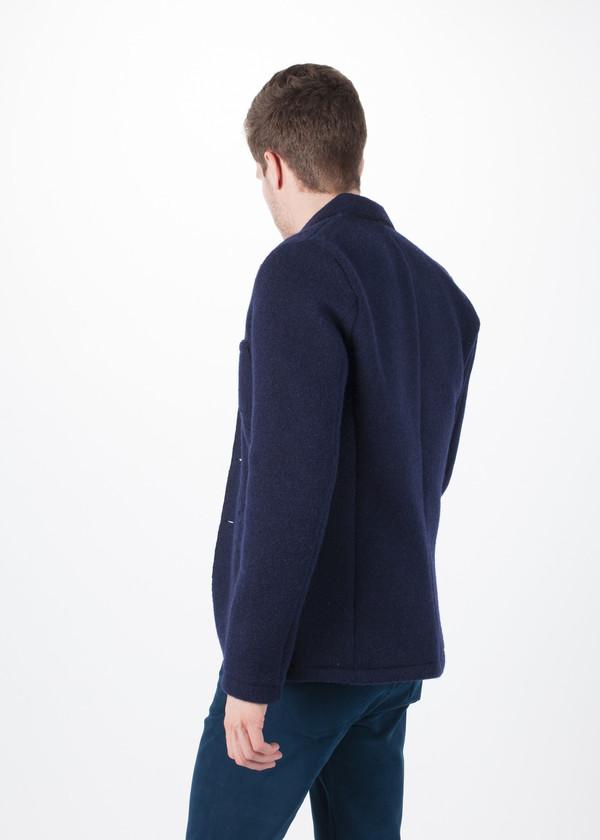 Men's Homecore Yasuto Glossy Woven Jacket
