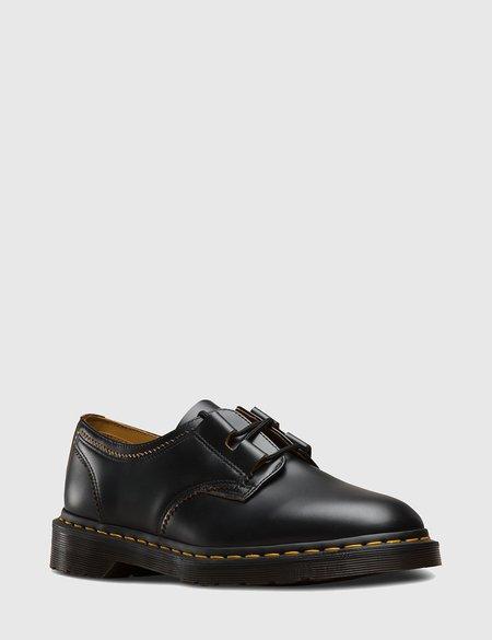 Dr. Martens 1461 Ghillie Shoes - Black Smooth