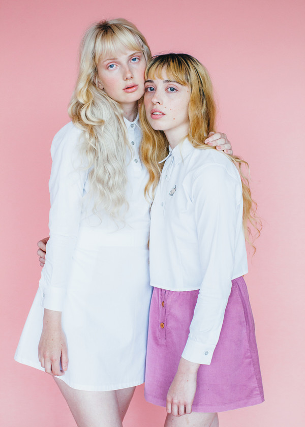 Alice Dress - White