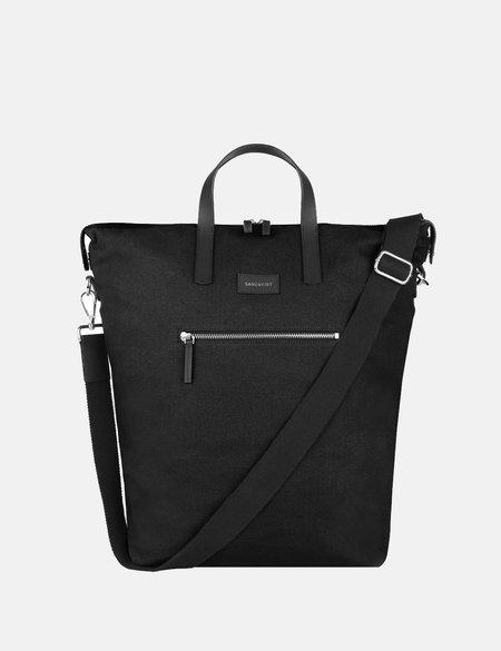 Sandqvist Jussi Laptop Bag - Black