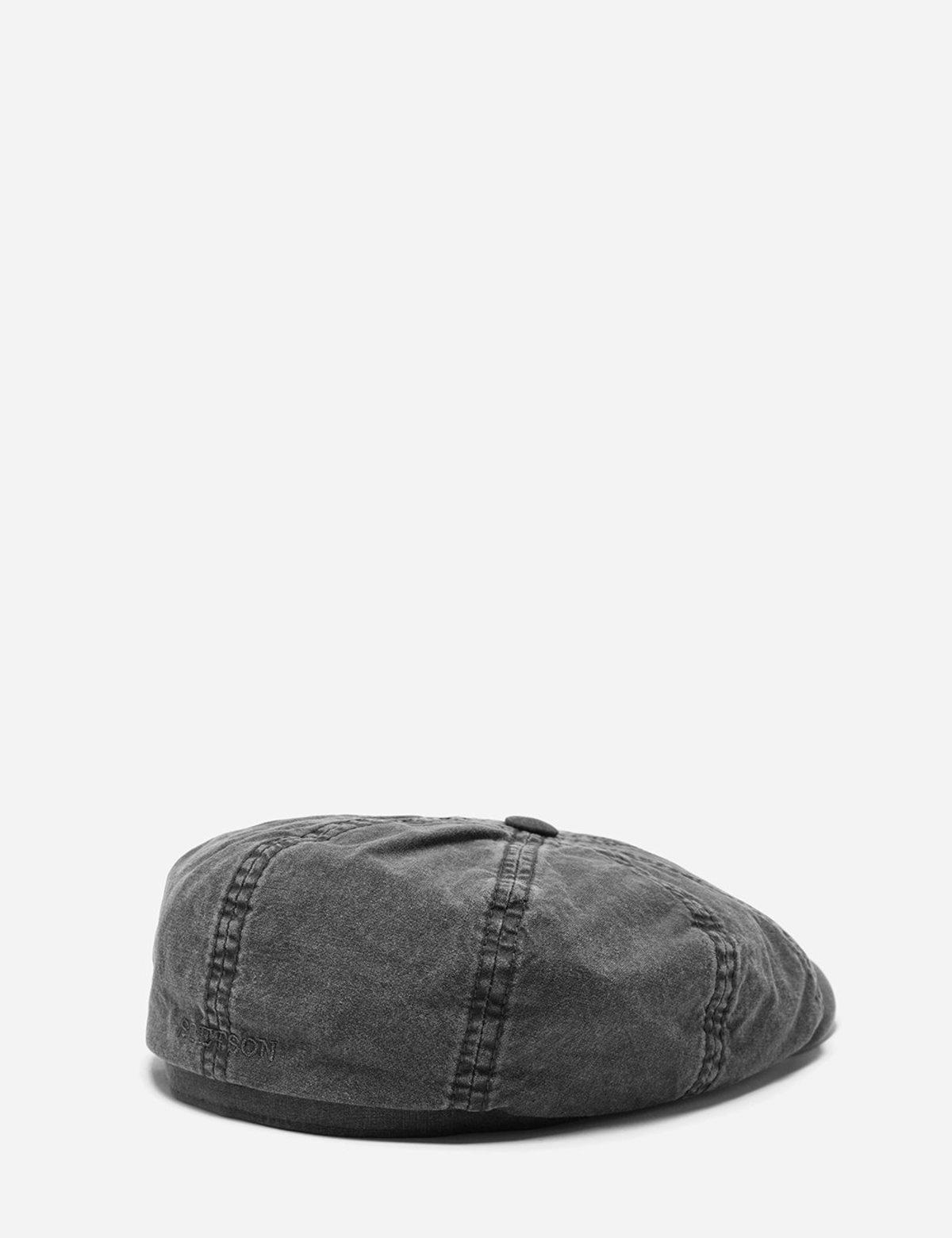 7ebce1d3 Stetson Hats Stetson Hatteras Delave Organic Cotton Newsboy Cap ...