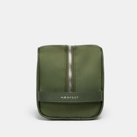 Haerfest Dopp Kit - Olive