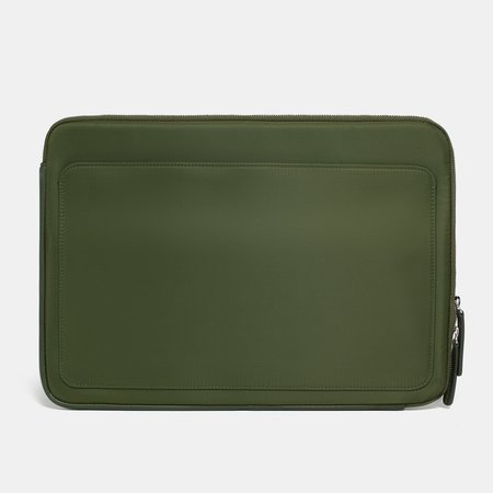 Haerfest Laptop Sleeve - OLIVE