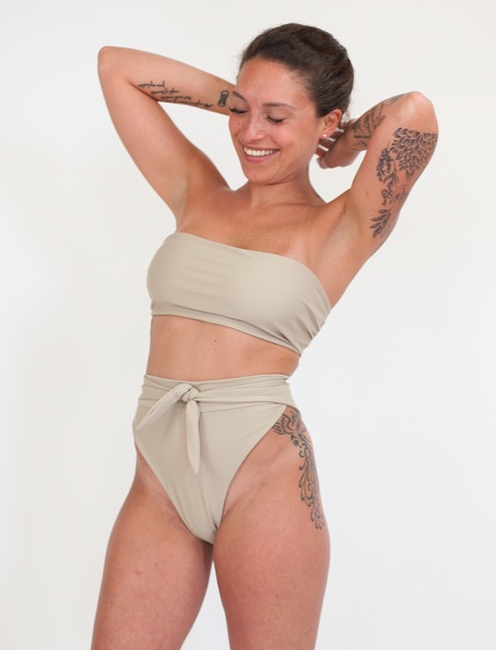 The Saltwater Collective Claire Bandeau - Crepe